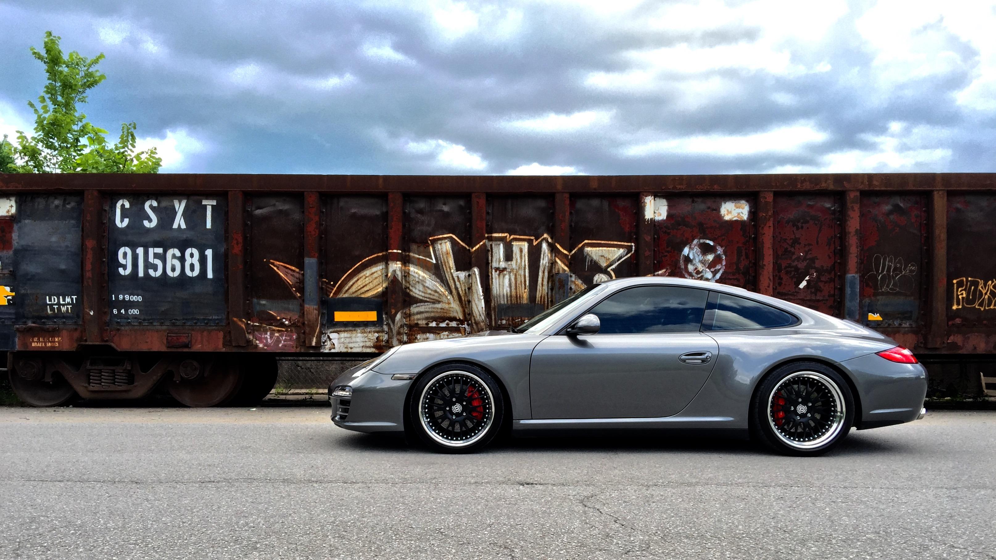 Ecs Nation Jason S 2009 Porsche 997 911 Carrera 4s Ecs Tuning