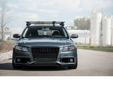 Tyler's B8 A4 Daily Monster