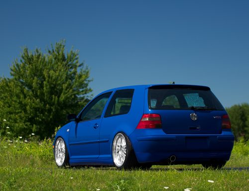 DIY: MK4 Hatch Pop Kit