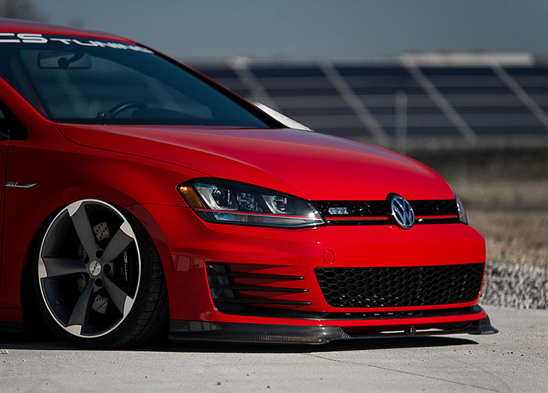 Best Visual Mods For Your Vw Mk7 Gti Ecs Tuning