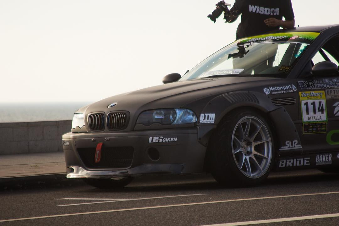 A Dream Realized Andrew S Ls Powered Bmw E46 M3 Drift Car Ecs Tuning