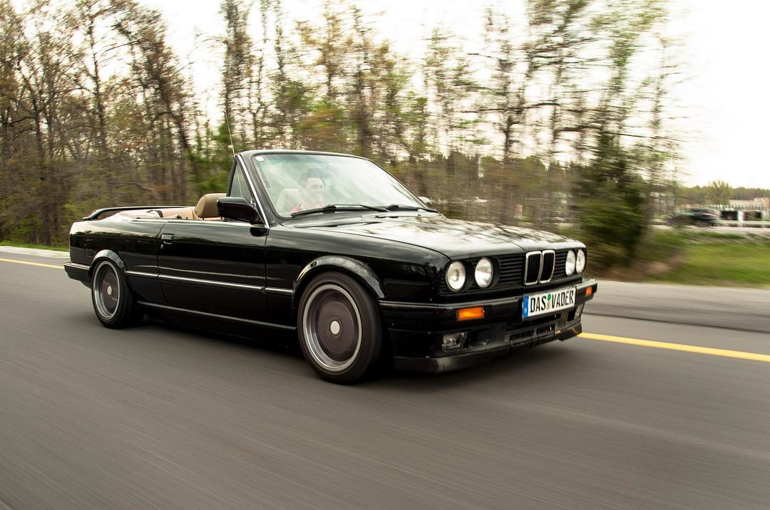 Do It Right Do It Once My 1988 Bmw E30 Convertible And The Importance Of Genuine Parts Ecs Tuning