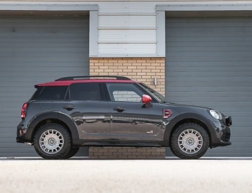 M7 Speed New Rally-Tested Lift Kits for MINI Clubman, Paceman, Countryman