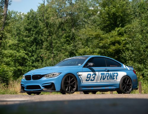 The Turner Motorsport Carbon Fiber Aero Kit for your F82 BMW M4