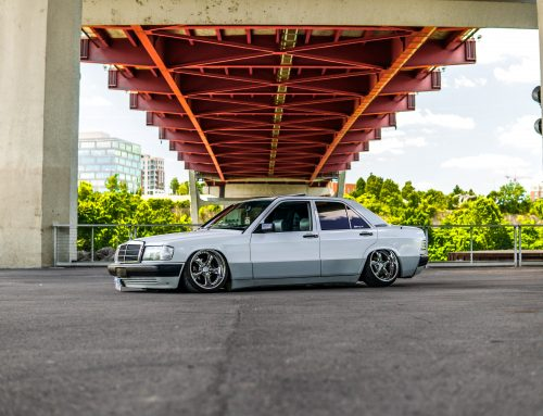 Labor Of Love: Bogdan's Bagged Mercedes Benz 190e