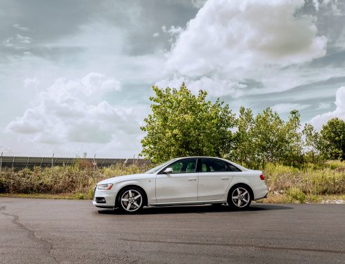 ECS Tuning and 034Motorsport Presents: B8.5 Sweepstakes Update