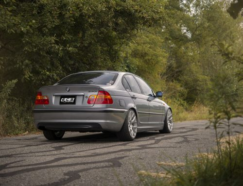 How To Improve Your BMW E46 330i Handling For The Street Or Track