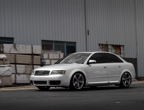 Audi B6 A4 1.8T Quattro Upgrades for More Power