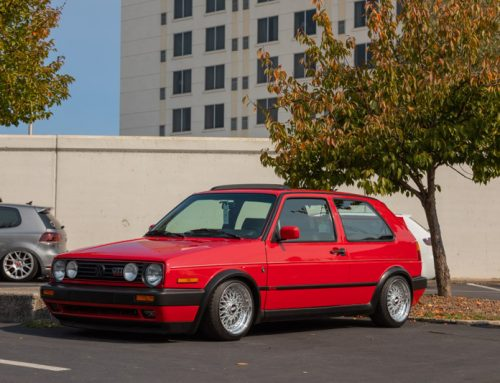 The GTI Celebrates Its 45th Birthday: A History Of The GTI And A Look To The Future
